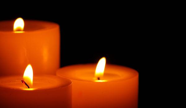 A parafina das velas é obtida por solidificação fracionada.