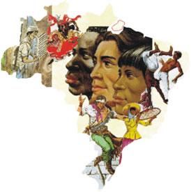 A pluralidade cultural do Brasil