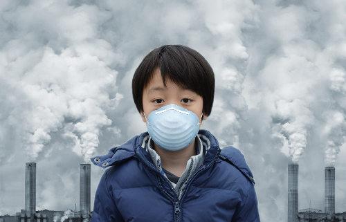 A poluição pode agravar problemas respiratórios