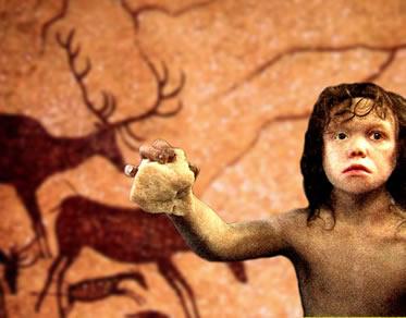 A Pré-História é dotada de ricas informações sobre a trajetória dos primeiros humanos.