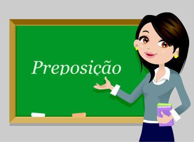 A preposição é uma classe de palavras que desempenha, na estrutura sintática, relações de sentido e de subordinação