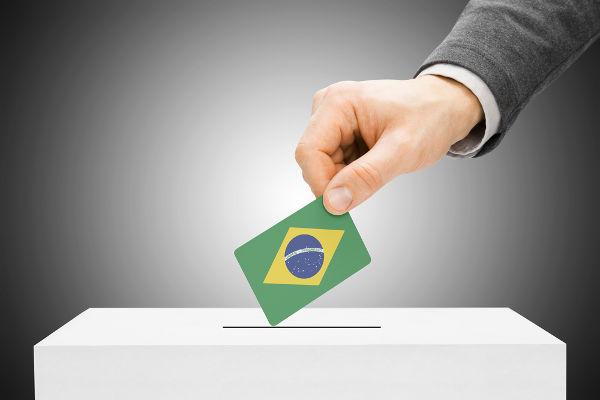 A primeira eleição realizada no Brasil aconteceu na Capitania de São Vicente em 1532, durante o período colonial.