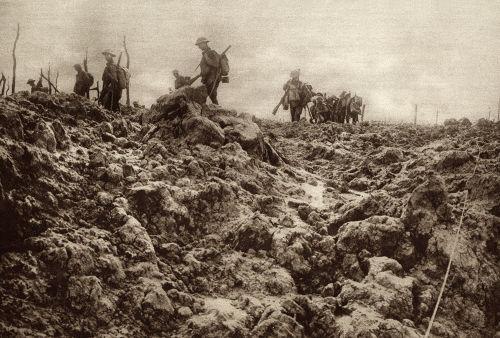 A Primeira Guerra Mundial transcorreu entre os anos de 1914 e 1918