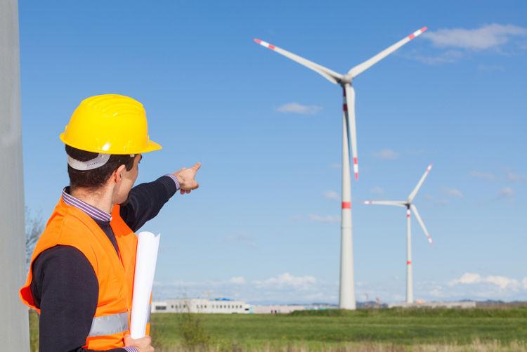 A produção de energia elétrica a partir da energia eólica dobrou no Brasil em 2015
