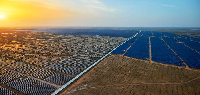 A produção de energia solar possui inúmeras vantagens.