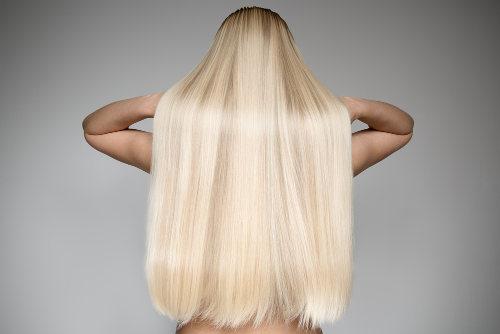 A queratina forma nossos cabelos e unhas