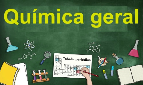 A Química Geral fornece conhecimentos fundamentais para o estudo de toda a Química