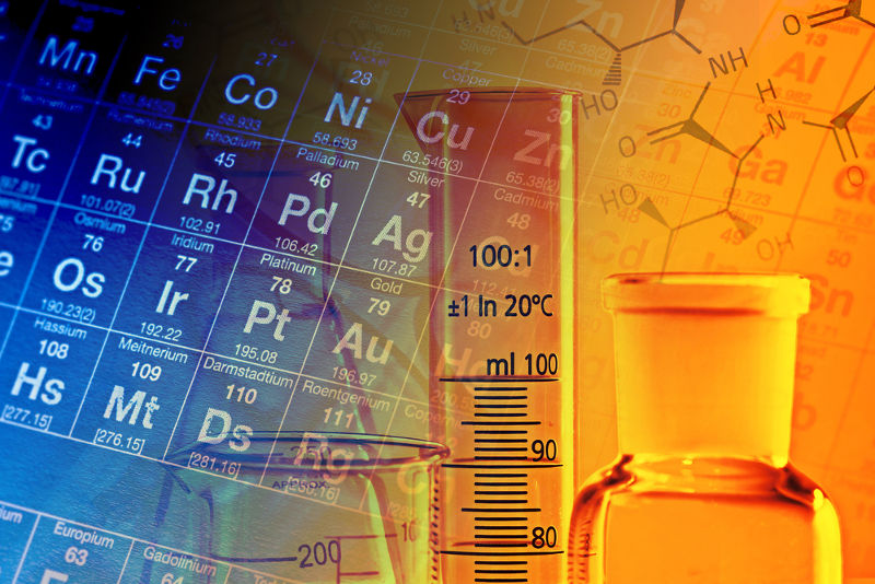 A Química oferece conhecimentos muito importantes para o desenvolvimento de nossa sociedade