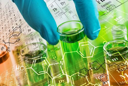 A Química Orgânica estuda grande parte dos compostos formados pelo carbono