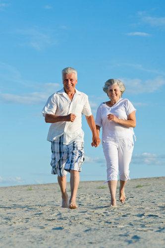 A realização de atividades físicas pode melhorar os efeitos do envelhecimento