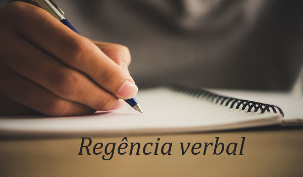 A regência verbal faz referência ao estudo da relação que se estabelece entre os verbos e seus complementos