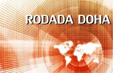 A Rodada Doha foi organizada pela OMC em 2001
