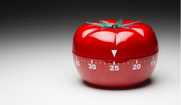 A técnica Pomodoro é um método de gestão de tempo