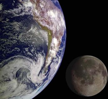A Terra não pode ser rigorosamente considerada um referencial inercial em razão do seu movimento de rotação