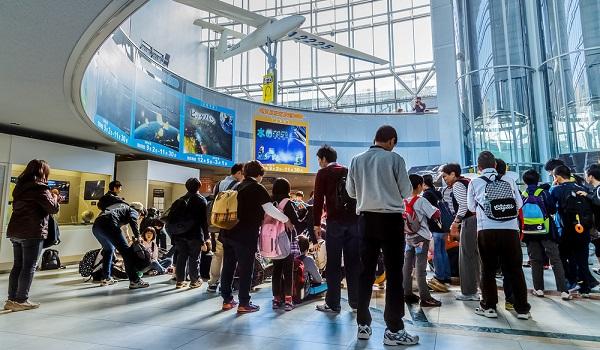 A visita a um museu ajuda a entender mudanças culturais ao longo do tempo