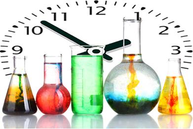 A velocidade das reações pode variar de acordo com o intervalo de tempo, por isso, trabalhamos com velocidade média