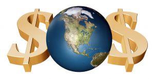 A globalização se desenvolveu juntamente com o capitalismo
