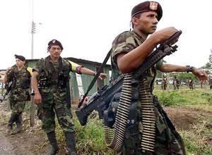 Soldados da FARC-EP
