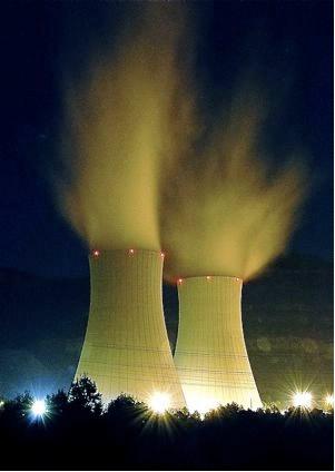 O reator nuclear é usado na geração de energia elétrica