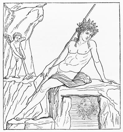 Narciso foi citado como uma das criaturas mais lindas que já existiram.