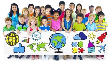 O professor se vê, atualmente, no desafio de abordar a Geografia em uma visão interdisciplinar