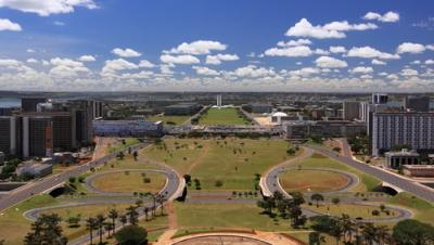 Brasília, exemplo de cidade com funções político-administrativas