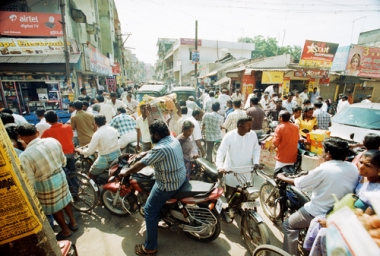 A população indiana poderá ser a maior do mundo na década de 2030.¹