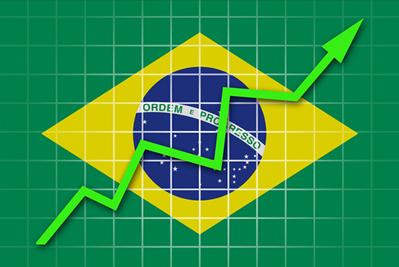 A economia do Brasil vem crescendo no cenário mundial