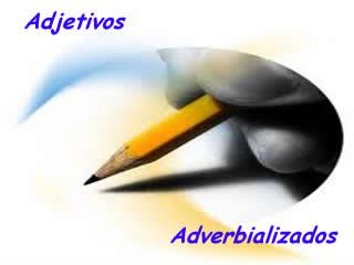 Adjetivos adverbializados se referem a uma ocorrência linguística que se manifesta no predicado verbo-nominal