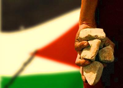 Intifada: um dos mais importantes eventos da relação entre árabes e israelenses.