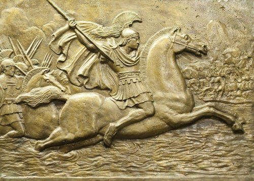 Alexandre, o Grande, foi um dos maiores conquistadores da Antiguidade