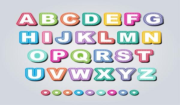 Quantas letras tem o alfabeto em Inglês?