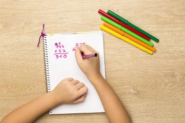 Algumas propriedades da multiplicação podem facilitar o cálculo mental