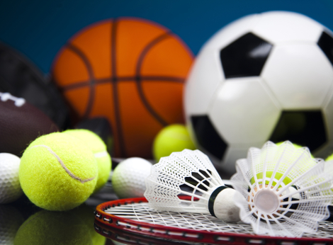 Alguns esportes dependem de equipamentos para serem praticados