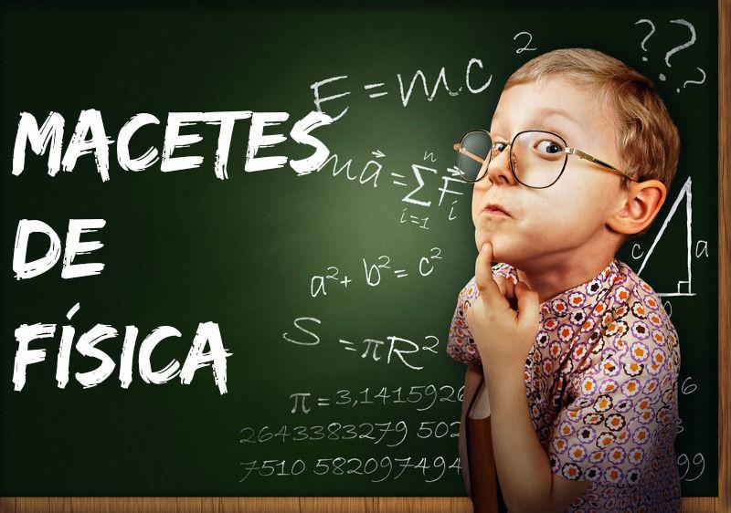 Alguns macetes podem ajudar na memorização de equações de Física