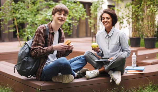 Alimentação pode ser uma aliada nos estudos