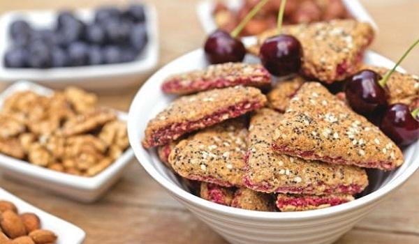 Alimentos integrais ajudam a aliviar os sintomas