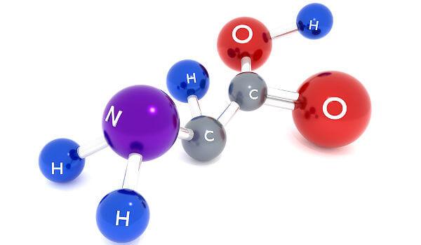Os aminoácidos são as unidades formadoras das proteínas.