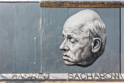 Andrei Sakharov foi o cientista que liderou o projeto de criação da Tsar Bomb*