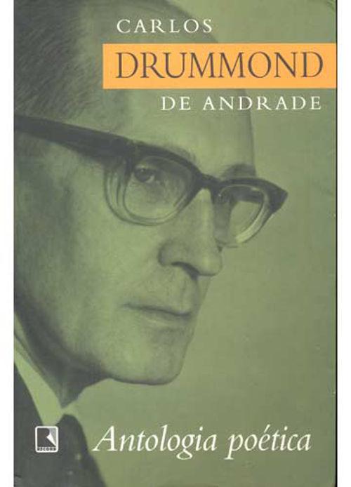 Antologia Poética, Carlos Drummond de Andrade, pela Editora Record
