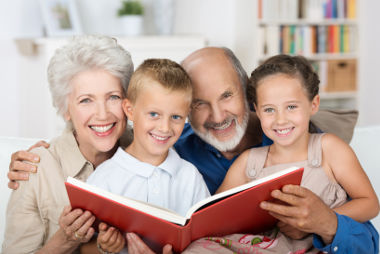 Aos 26 dias do mês de julho, comemora-se o dia dos avós