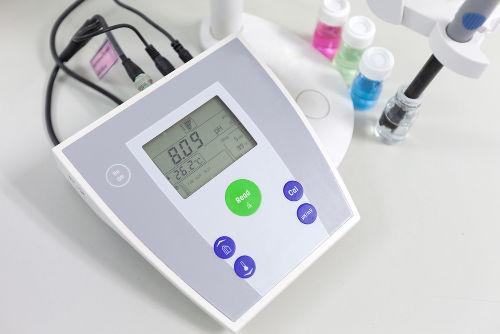 Aparelho utilizado para aferir o pH de uma solução