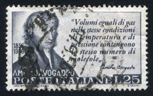 Apesar de não ter descoberto a quantidade de partículas, Avogadro propôs a base da definição dessa constante*