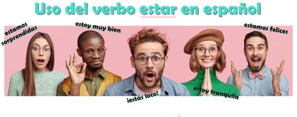 Aprender o uso do verbo estar é essencial para a comunicação em espanhol
