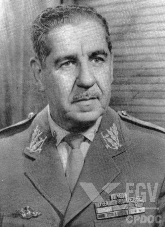 Artur Costa e Silva foi o segundo presidente da Ditadura Militar e governou o Brasil entre 1967 e 1969*