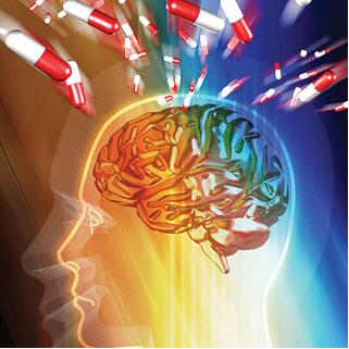 As anfetaminas aumentam a atividade do sistema nervoso