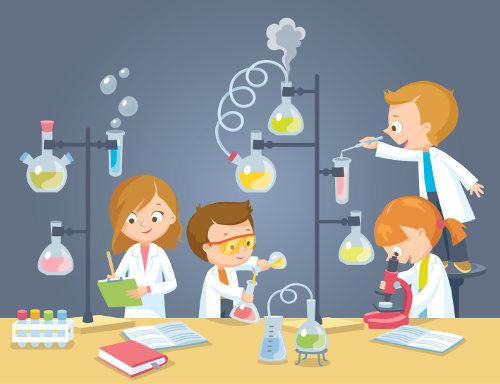 As aulas em laboratório podem ser muito proveitosas, mas também podemos realizar aulas práticas sem essa estrutura