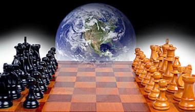As configurações de poder perpassam por meios estratégicos