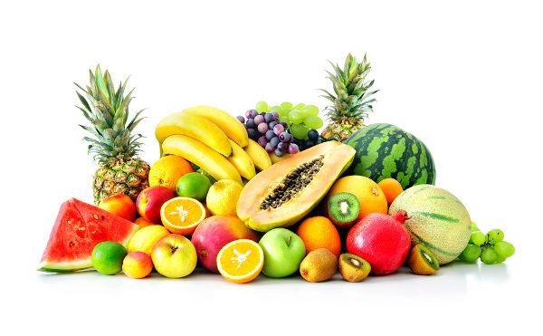 As frutas são alimentos importantes para a nossa saúde, além de serem muito saborosas.