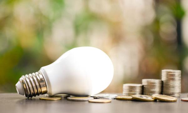 As lâmpadas de LED trazem uma grande economia no consumo de energia elétrica